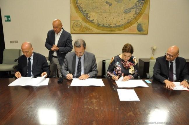 firma protocollo giustizia